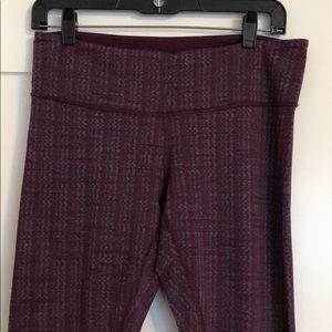 Lululemon original rise leggings